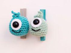DIY-Anleitung: Amigurumi-Monster selber häkeln via DaWanda.com
