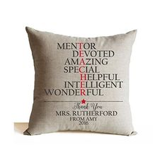 Amazon.com: Amore Beaute Handcrafted Decorative Throw Pillow Cover On... (2,240 INR) via Polyvore featuring home, home decor, personalized home decor and handmade home decor