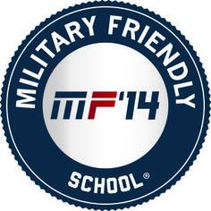 CALS Awarded 2014 Military Friendly Schools® Designation