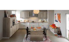Küche Design - Melamin - Frame