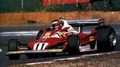 Ferrari formula one race car
