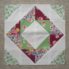Someday I would love to have some time to do some quilting. This is something I would like to start with. by @genevieve