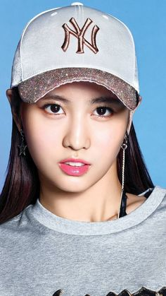 Download Momo, singer, k-pop, celebrity wallpaper for screen 750x1334, iphone 7, iPhone 8