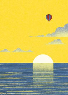 JAPAN: EDITORIAL ILLUSTRATION: RYO TAKEMASA