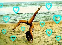Treat your yourself this #Yoga Thaibox retreat and amaze yourself ♥ BAM!!! BE BOLD, BE FIERCE, BE ZEN  #beach #yoga #box #zen