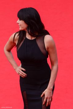 Nadine Labaki #dessange #cannes2015 #coiffeurofficiel Cannes Film Festival 2015, Cannes 2015, Star Francaise, Palais Des Festivals, Black, Dresses, Fashion, Cannes Film Festival, Dancing With The Stars