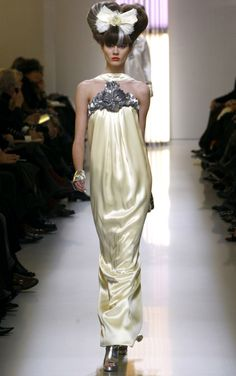 Chanel Couture Dress 2010