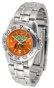 Florida A Rattlers FAMU NCAA Womens Anochrome Watch SunTime. $64.95