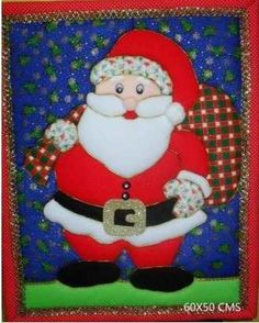 artesanias navideñas en mdf - Buscar con Google Applique Quilt Patterns, Applique Designs, Christmas Signs, Christmas Ornaments, Merry Christmas, Ronald Mcdonald, Handmade Items, Scrapbook, Halloween