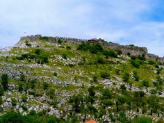 Rozafa Castle, Shkodra in Albania  www.untravelledpaths.com