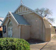 Clanwilliam Church Architecture, Church Building, Footprints, Homeland, Glamping, West Coast, Cry, South Africa, Cathedral