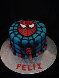 spider man cake creation maman gateau