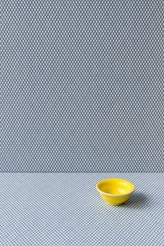 Rombini, design by Ronan & Erwan Bouroullec for Mutina. Available at VICALVI.