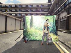 Série Mode : Urban Creatures. Photos : Nici + Karin.