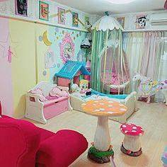IKEA/ファンシー/マステ/セリア/マイリトルポニー/壁紙や本舗...などのインテリア実例 - 2015-03-07 15:42:17 | RoomClip(ルームクリップ)