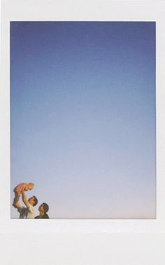 LOVE the composition of this. #polaroid #instax #family_portrait.