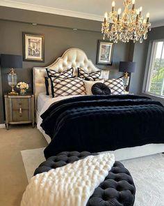 Best Online Furniture Stores, Affordable Furniture, Cool Furniture, Furniture Shopping, Modern Furniture, Glam Bedroom, Bedroom Decor, Master Bedroom, Bedroom Ideas