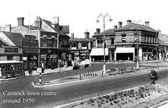 1950 Cannock
