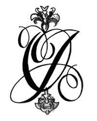 monograma casamento