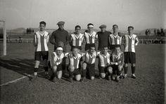 15-12-1929. Real Unión Irún 3 RCD Espanyol 3 #LaLiga #30's Foto: 11 inicial del #RCDE