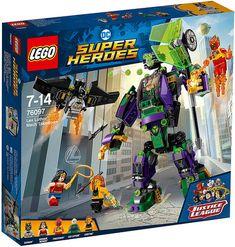 LEGO DC Comics Super Heroes Lex Luthor Mech Takedown (76097)