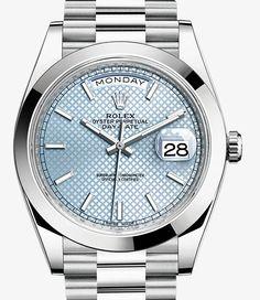 Relógio Rolex Day-Date - Rolex, Relógios Suíços de Luxo