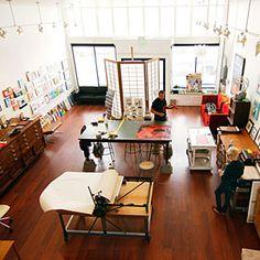 3 Fish Studios - San Francisco, CA
