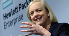 Meg Whitman to leave role as CEO of Hewlett Packard Enterprise shares tumble 6% http://ift.tt/2zZYPbB