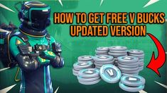V Bucks Hack - How To Get Free V Bucks - Fortnite V Bucks