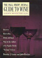 The Wall Street Journal Guide to Wine Including 300 Great Wine Values Discover how to Buy Drink And Enjoy Wine By the Authors of the Popular Weekly Tastings Column *** Continue to the product at the image link.