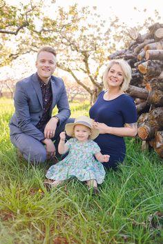 Family maternity, Al Carraway, Utah