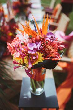 Wedding Market - Tropical Hochzeit - Flowers.