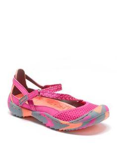 Jambu Fuchsia   Coral Dawn Mary-Jane - Girls InfantToddlerYouth Sizes 8 - 7 - Online Only