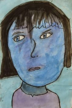 "a faithful attempt: Picasso ""Blue Period"" Sad Portraits"