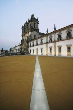 Mosteiro de Alcobaça -  Alcobaça, Portugal_Gonçalo Byrne Arquitectos