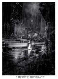 #PearlStreetWeddings #pearlst Buffalo Wedding Photography - HDR Wedding Photography Urban backgrounds - Weddings in the rain - #PhenomenonPhotography #TeamPhenomenon #PearlStreet