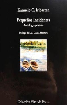 Pequeños incidentes : (antología poética) / Karmelo C. Iribarren ; [prólogo de Luis García Montero]