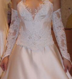 Перчатки   Свадебный салон Brilliance>>Свадебные платья недорогие, элитные свадебные платья
