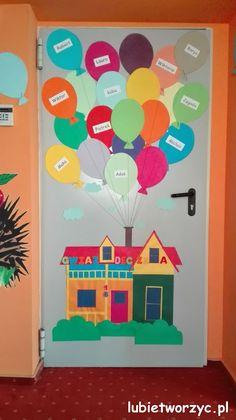Lubię Tworzyć: dekoracje przedszkolne