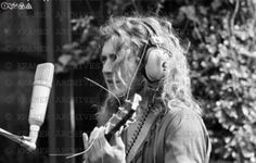 Robert Plant of Led Zeppelin - Headly Grange