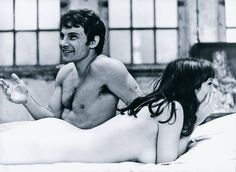 "Harvey Keitel en ""Who's That Knocking at My Door?"" (Martin Scorsese, 1967)."