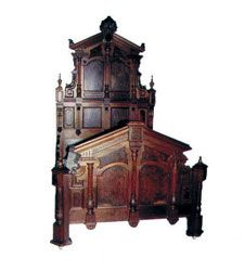 Gothic Revival Chair | gothic revival furniture