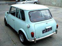 classic mini honolulu blue