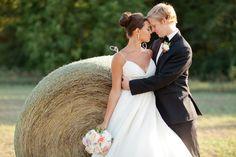 Alex + Martin | Orchard Ridge Farms, Illinois Wedding - Jennefer Wilson | A Husband and Wife Photography Team