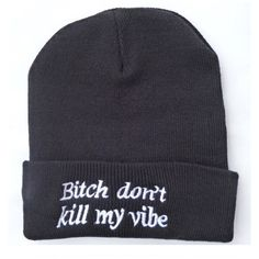 OM Vibe Beanie Outfit Made ❤ liked on Polyvore featuring accessories, hats, beanies, beanie cap, beanie hat and beanie cap hat