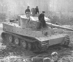 Tornado Kiadó Tiger német WW2 tartályok a keleti fronton.  1. rész könyv.  Pic.5