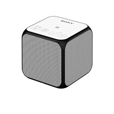 Sony SRS-X11 - Altavoz inalámbrico portátil compacto de 10W (Bluetooth/NFC), blanco - http://www.tiendasmoviles.net/2015/10/sony-srs-x11-altavoz-inalambrico-portatil-compacto-de-10w-bluetoothnfc-blanco/