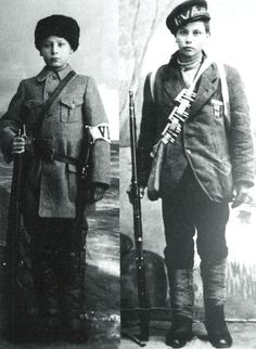 Two child soldiers who fought and died on opposing sides in the Finnish Civil War, Finland [[MORE]] On the left is Onni Kokko, age He served in the White Guards. He fought in several battles. Finnish Civil War, History Of Finland, Russian Revolution 1917, American Children, Imperial Russia, Second Child, World War I, Wwi, Finland