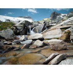 #wasser #wasserfall #steine #alpen #hohetauern #langzeitbelichtung  #water #waterfall #stone #alps #bulb