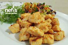 Döner Tadında Tavuk Turkish Recipes, Ethnic Recipes, Turkish Delight, Potato Salad, Shrimp, Potatoes, Food, Hotels, Search